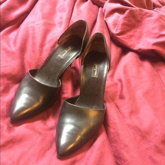 6af44efb2df Shoes - Paul Green Julia D Orsay pumps in black